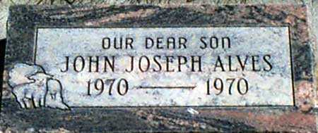 ALVES, JOHN JOSEPH - Baker County, Oregon | JOHN JOSEPH ALVES - Oregon Gravestone Photos