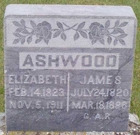 ASHWOOD, ELIZABETH - Baker County, Oregon | ELIZABETH ASHWOOD - Oregon Gravestone Photos