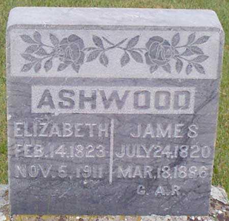 ASHWOOD, JAMES - Baker County, Oregon | JAMES ASHWOOD - Oregon Gravestone Photos
