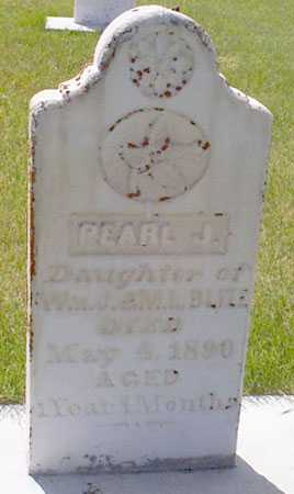 BLIZE, PEARL J. - Baker County, Oregon | PEARL J. BLIZE - Oregon Gravestone Photos