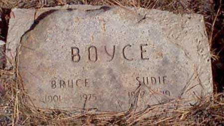 BOYCE, BRUCE - Baker County, Oregon | BRUCE BOYCE - Oregon Gravestone Photos