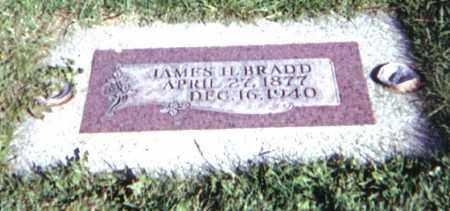 BRADD, JAMES H - Baker County, Oregon | JAMES H BRADD - Oregon Gravestone Photos