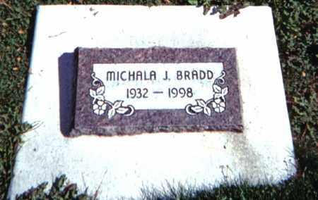 CHAMPION BRADD, MICHALA JANE - Baker County, Oregon | MICHALA JANE CHAMPION BRADD - Oregon Gravestone Photos