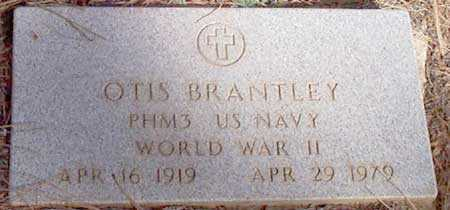 BRANTLEY, OTIS B., JR - Baker County, Oregon | OTIS B., JR BRANTLEY - Oregon Gravestone Photos