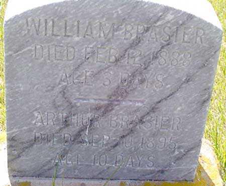 BRASIER, WILLIAM - Baker County, Oregon   WILLIAM BRASIER - Oregon Gravestone Photos
