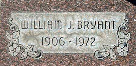 BRYANT, WILLIAM JOHN (BILL) - Baker County, Oregon | WILLIAM JOHN (BILL) BRYANT - Oregon Gravestone Photos