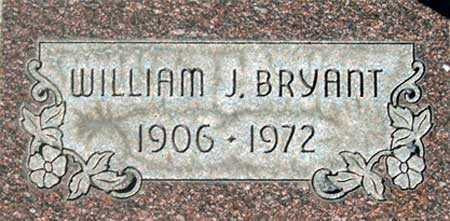 BRYANT, WILLIAM JOHN (BILL) - Baker County, Oregon | WILLIAM JOHN (BILL) BRYANT - Oregon Gravestone Photos