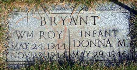 BRYANT, DONNA MARIE - Baker County, Oregon | DONNA MARIE BRYANT - Oregon Gravestone Photos