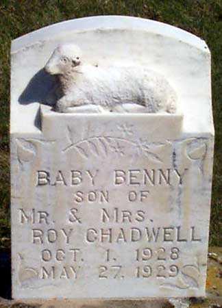 CHADWELL, BENJAMIN  ROY (BENNY) - Baker County, Oregon | BENJAMIN  ROY (BENNY) CHADWELL - Oregon Gravestone Photos