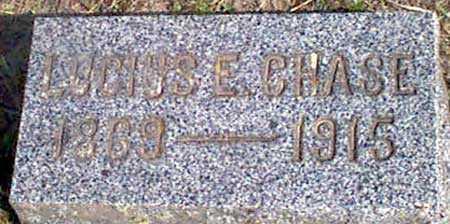 CHASE, LUCIUS E. - Baker County, Oregon   LUCIUS E. CHASE - Oregon Gravestone Photos
