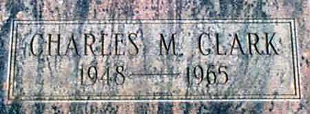 CLARK, CHARLES MELVILLE - Baker County, Oregon | CHARLES MELVILLE CLARK - Oregon Gravestone Photos