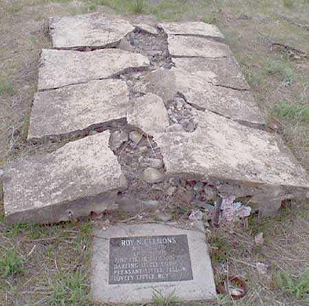 CLEMONS, ROY NELSON - Baker County, Oregon | ROY NELSON CLEMONS - Oregon Gravestone Photos