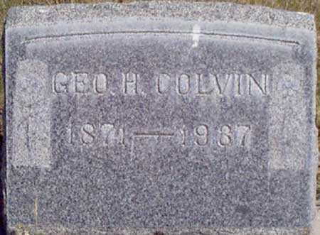 COLVIN, GEORGE HENRY - Baker County, Oregon | GEORGE HENRY COLVIN - Oregon Gravestone Photos
