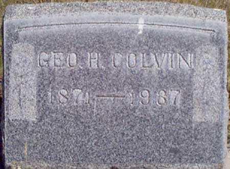 COLVIN, GEORGE HENRY - Baker County, Oregon | GEORGE HENRY COLVIN - Oregon Gravestone Photos