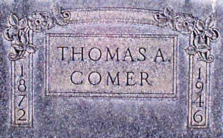 COMER, THOMAS A. - Baker County, Oregon | THOMAS A. COMER - Oregon Gravestone Photos