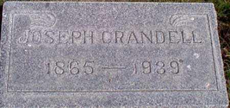 CRANDELL, JOSEPH - Baker County, Oregon | JOSEPH CRANDELL - Oregon Gravestone Photos