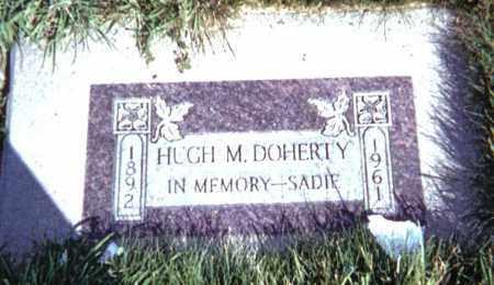 DOHERTY, HUGH M - Baker County, Oregon | HUGH M DOHERTY - Oregon Gravestone Photos