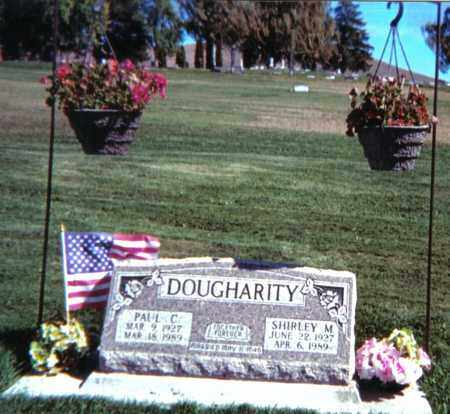DOHERTY DOUGHARITY, SHIRLEY MELBA - Baker County, Oregon | SHIRLEY MELBA DOHERTY DOUGHARITY - Oregon Gravestone Photos