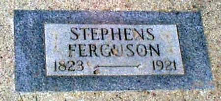 FERGUSON, STEPHENS - Baker County, Oregon | STEPHENS FERGUSON - Oregon Gravestone Photos