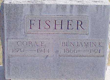 ANGEL FISHER, CORA ELLEN - Baker County, Oregon | CORA ELLEN ANGEL FISHER - Oregon Gravestone Photos