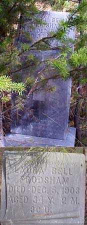 FRODSHAM, LAURA BELL - Baker County, Oregon | LAURA BELL FRODSHAM - Oregon Gravestone Photos