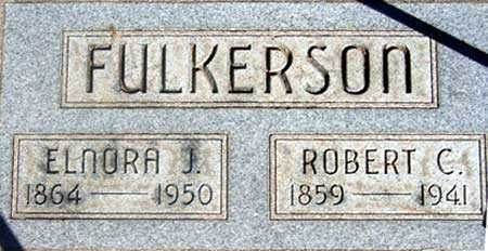 FULKERSON, ROBERT CRAIG - Baker County, Oregon | ROBERT CRAIG FULKERSON - Oregon Gravestone Photos