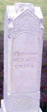 GREEN, LILLIE - Baker County, Oregon | LILLIE GREEN - Oregon Gravestone Photos