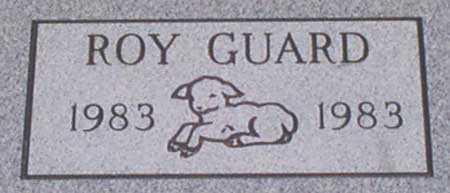 GUARD, ROY - Baker County, Oregon | ROY GUARD - Oregon Gravestone Photos