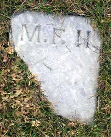 H., M. F. - Baker County, Oregon | M. F. H. - Oregon Gravestone Photos