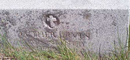 IRVIN (WWI), LUTHER - Baker County, Oregon | LUTHER IRVIN (WWI) - Oregon Gravestone Photos