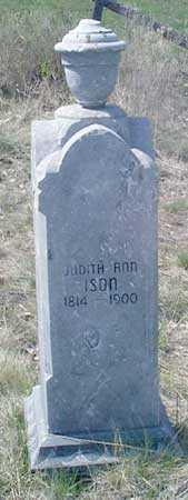 GAINS ISON, JUDITH ANN (EAST 4X4) - Baker County, Oregon | JUDITH ANN (EAST 4X4) GAINS ISON - Oregon Gravestone Photos