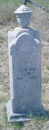 ISON, JUDITH ANN (EAST 4X4) - Baker County, Oregon | JUDITH ANN (EAST 4X4) ISON - Oregon Gravestone Photos