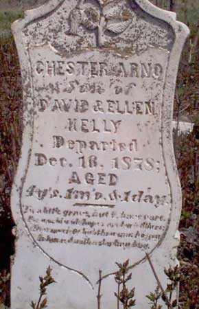 KELLY, CHESTER ARNO - Baker County, Oregon | CHESTER ARNO KELLY - Oregon Gravestone Photos