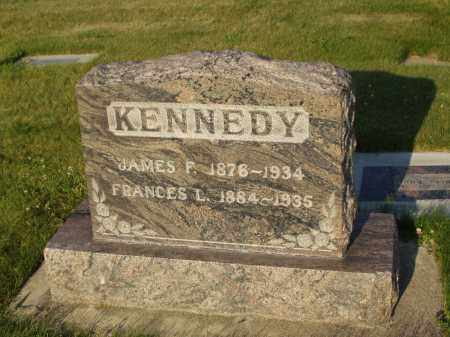 CUMMINS KENNEDY, FRANCES LUELLA - Baker County, Oregon | FRANCES LUELLA CUMMINS KENNEDY - Oregon Gravestone Photos