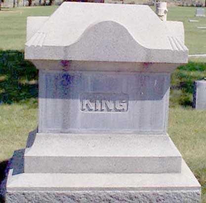 KING, FAMILY - Baker County, Oregon | FAMILY KING - Oregon Gravestone Photos