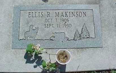 MAKINSON, ELLIS - Baker County, Oregon | ELLIS MAKINSON - Oregon Gravestone Photos