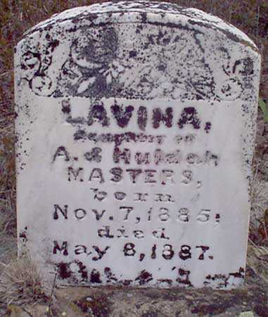 MASTERS, LAVINIA - Baker County, Oregon | LAVINIA MASTERS - Oregon Gravestone Photos