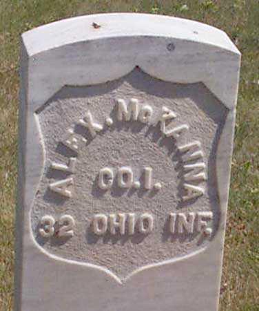 MCKANNA, ROBERT ALEXANDER 'ALEX' - Baker County, Oregon | ROBERT ALEXANDER 'ALEX' MCKANNA - Oregon Gravestone Photos