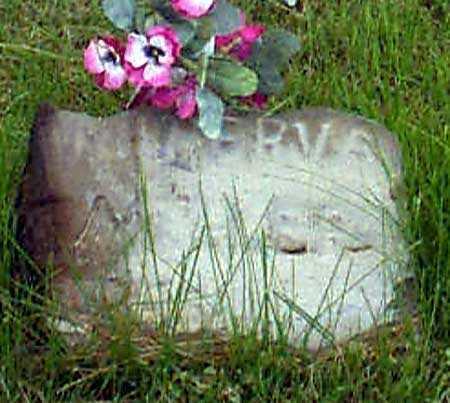 MILLER, MINERVA ANN - Baker County, Oregon | MINERVA ANN MILLER - Oregon Gravestone Photos