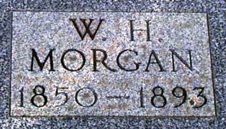 MORGAN, WILLIAM HENRY - Baker County, Oregon | WILLIAM HENRY MORGAN - Oregon Gravestone Photos
