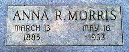 MORRIS, ANNA R. - Baker County, Oregon | ANNA R. MORRIS - Oregon Gravestone Photos