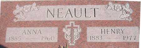 HERMSEN NEAULT, ANNA CATHERINE - Baker County, Oregon | ANNA CATHERINE HERMSEN NEAULT - Oregon Gravestone Photos