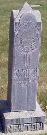 NEWTON, JOHN I. - Baker County, Oregon | JOHN I. NEWTON - Oregon Gravestone Photos