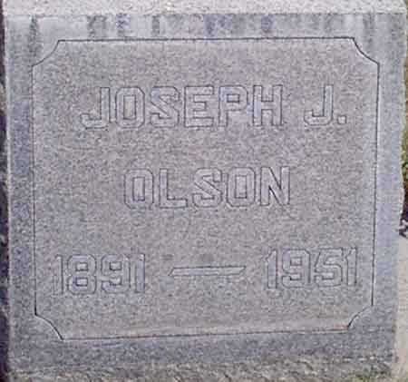 OLSON, JOSEPH J. - Baker County, Oregon | JOSEPH J. OLSON - Oregon Gravestone Photos