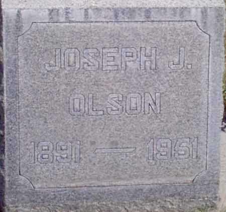 OLSON, JOSEPH J. - Baker County, Oregon | JOSEPH J. OLSON - Oregon Gravestone Photos