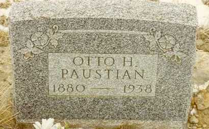 PAUSTIAN, OTTO H. - Baker County, Oregon   OTTO H. PAUSTIAN - Oregon Gravestone Photos