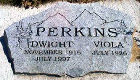 PERKINS, DWIGHT LORING - Baker County, Oregon | DWIGHT LORING PERKINS - Oregon Gravestone Photos