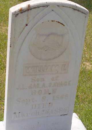 SAVAGE, WILLIAM FRANKLIN - Baker County, Oregon | WILLIAM FRANKLIN SAVAGE - Oregon Gravestone Photos