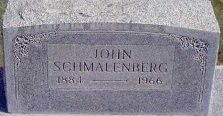 SCHMALENBERG, JOHN - Baker County, Oregon | JOHN SCHMALENBERG - Oregon Gravestone Photos