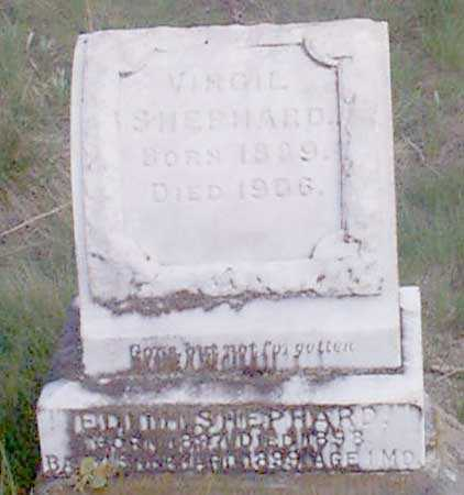 SHEPHARD, VIRGIL - Baker County, Oregon | VIRGIL SHEPHARD - Oregon Gravestone Photos